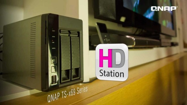 QNAP HD Station – Watch Videos on NAS