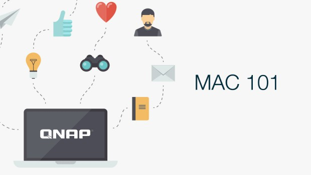 Mac 101: Basics – How to connect to your NAS on your Mac
