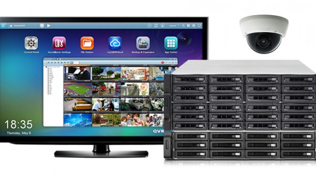 Deploy affordable, large-capacity storage solution for long-term surveillance recording
