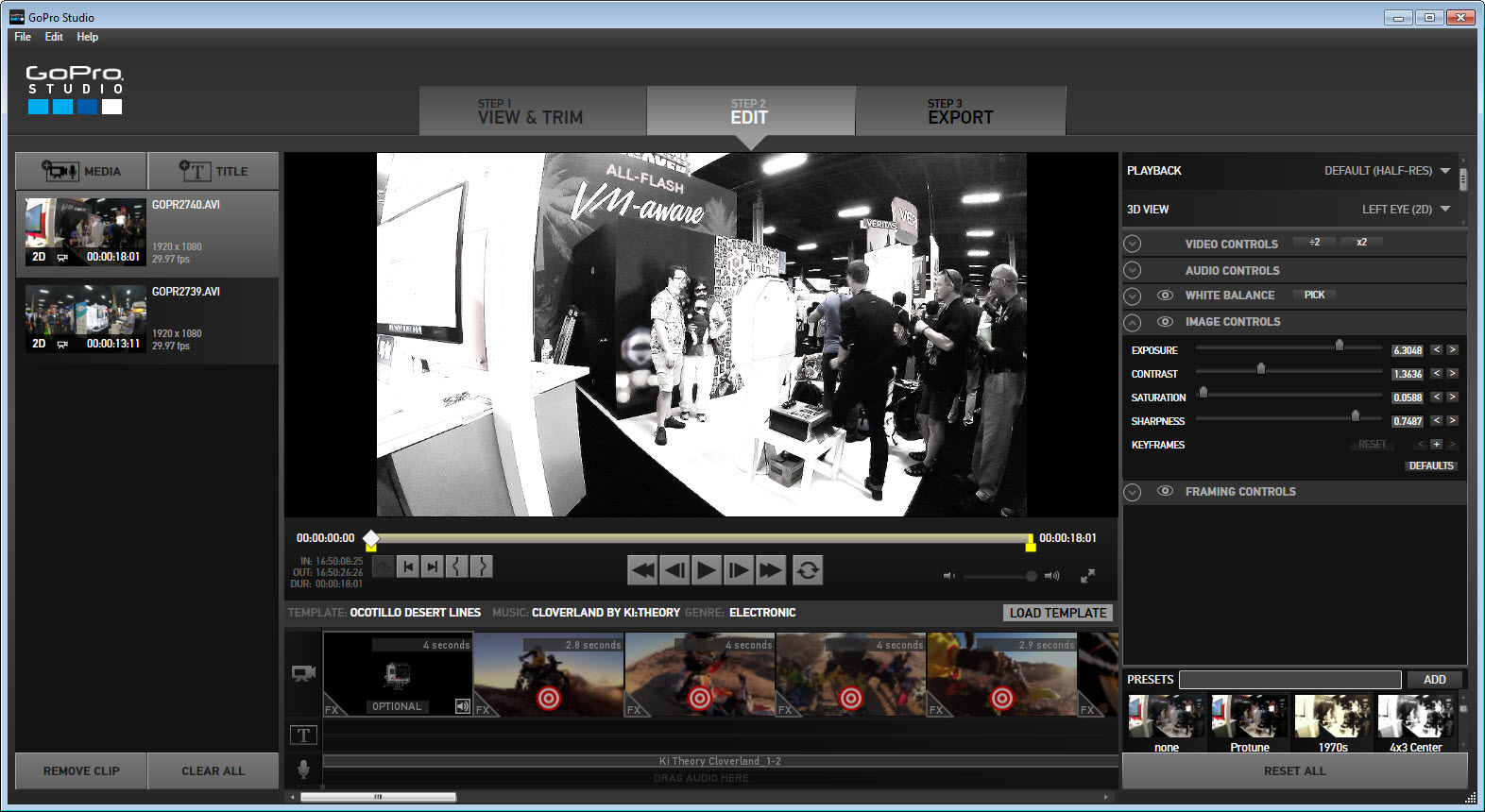 Access, Edit, Save and Share Your GoPro Media with Your QNAP NAS and ...