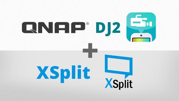 QNAP Partners with XSplit to Introduce Private Cloud