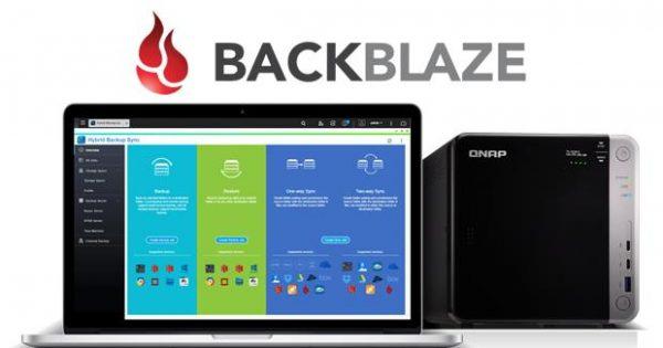 Backup Your Data to Backblaze B2 | QNAP Tech Lounge