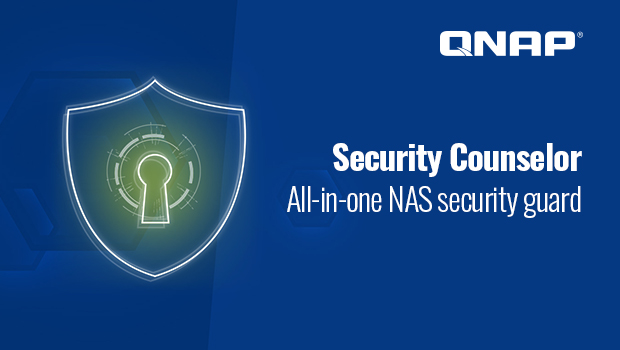 QTS 4.3.5 Sonderausgabe: Security Counselor: All-in-One NAS Sicherheitswächter