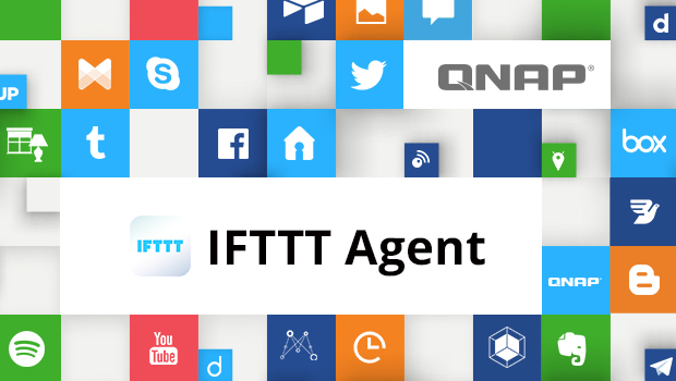 Usługa IFTTT pozwala połączyć posiadane aplikacje, urządzenia i serwer NAS, zapewniając bardziej inteligentną automatyzację