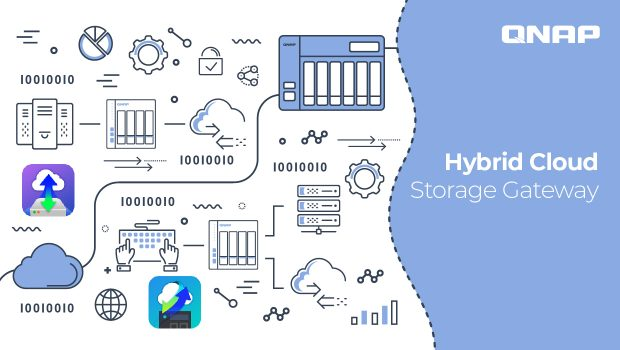 What you need to know about hybrid cloud storage: efficient, resilient, intelligent